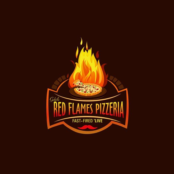 Red Flames Pizzeria Surat