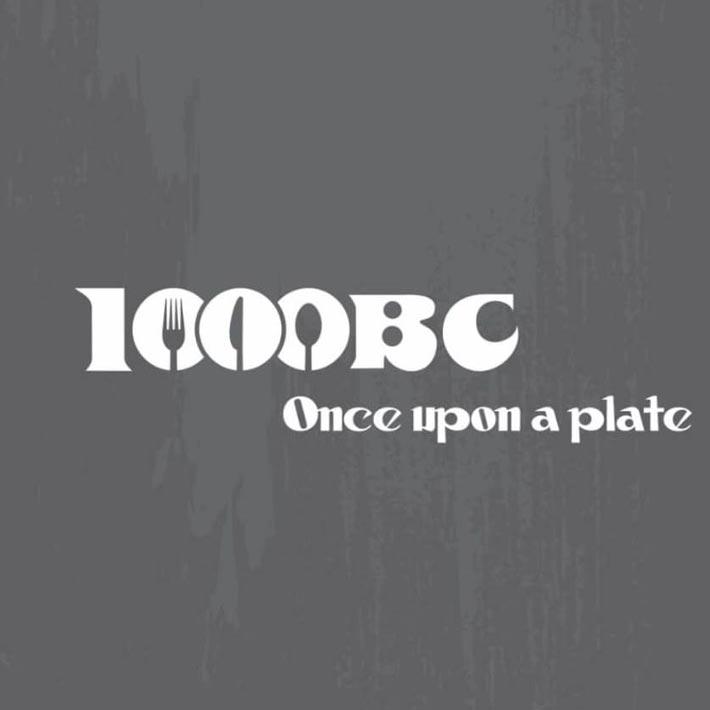 1000 BC Logo